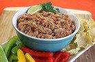 Turkey-rific Taco Bean Dip