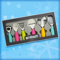 HG Gift Guide 2016: einfach Simple Premium Essentials 6pc Stainless Steel Kitchen Gadget Tool Set