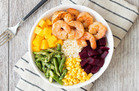 Shrimp 'n Veggie Power Bowl