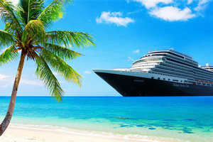 The Hungry Girl Cruise: Experience the Eastern Caribbean via a Luxury Cruise Ship