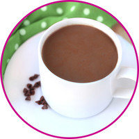 Healthy HG Swaps for Trendy Drinks: Hint-of-Mint Mocha