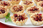 Savory Cranberry & Cheese Bites