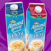 Almond Breeze Almondmilk Nog