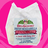 BelGioioso Fresh Mozzarella Snacking Cheese