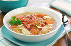 Bacon Apple Chicken Stew