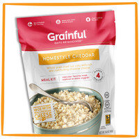 Hungry Girl's Tip Top Food Finds in 2016: Grainful Steel Cut Meal Kits