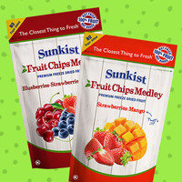 Sunkist Fruit Chips Medleys