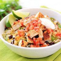 Healthy Bowl Recipes: Fully Loaded Burrito Bowl