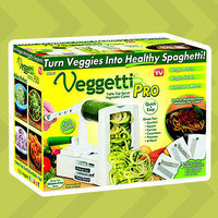 Hungry Girl's Must-Have Kitchen Tools: Veggie Spiralizer