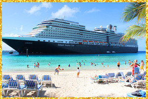 The Hungry Girl Cruise: Caribbean Experience + Luxury Ship
