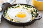 Egg-Topped Breakfast Hash