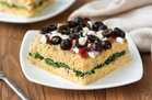 Slow-Cooker Greek Egg Casserole