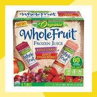 Whole Fruit Organic Frozen Juice Tubes