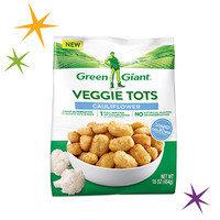 Genius Veggie Swap: Green Giant Veggie Tots