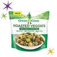Genius Veggie Swap: Green Giant Roasted Veggies