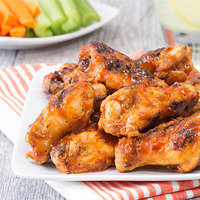 Hungry Girl's Healthy Super Bowl Recipes: BBQ Buffalo Wings