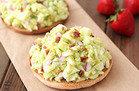 Avocado Egg White Salad Sandwich