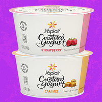 Yoplait Custard Yogurt