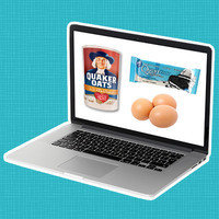 Genius Ways to Grocery Shop: Shop Online