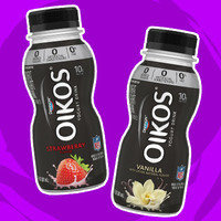 Oikos Nonfat Yogurt Drinks
