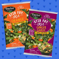 Taylor Farms Stir-Fry Kits