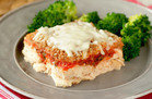 No-Harm Chicken Parm Casserole