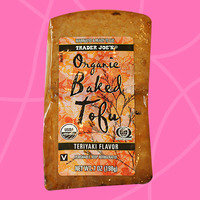 Healthy Must-Buys at Trader Joe's: Teriyaki Flavor Organic Baked Tofu