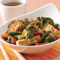 Healthy One-Pot Recipe to Make for Dinner Tonight: Turbo Tofu Stir-Fry