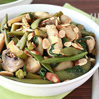 Healthy One-Pot Recipe to Make for Dinner Tonight: Big Green Stir-Fry