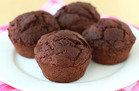 Yum Yum Brownie Muffins