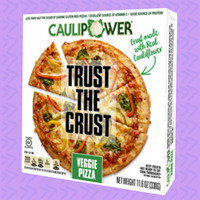 Caulipower Cauliflower-Based Pizzas and Crusts
