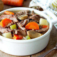 Healthy Hungry Girl Protein-Packed Recipes: Pot Roast Stew
