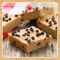 Healthy HG Peanut Butter Recipe: Peanut Butter Blondies