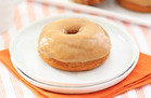 Iced Pumpkin Spice Donuts