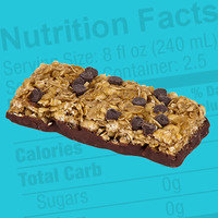 Nutrition Label Fact: Stats Can Be 20 Percent Off