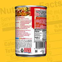 Nutrition Label Fact: Single-Serving Confusion