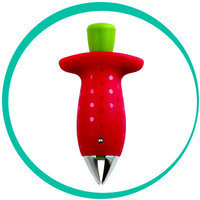 Hungry Girl's Must-Have Kitchen Gadgets: Chef'n StemGem Strawberry Huller