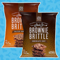 Hungry Girl Review: Sheila G's Chocolate Chip Brownie Brittle