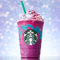 Starbucks Unicorn Drink