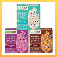New Flavors: Yasso Frozen Greek Yogurt Bars