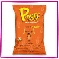 Worth Ordering Online: P-nuff Crunch Baked Peanut Puffs