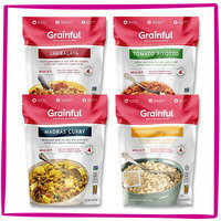 Worth Ordering Online: Grainful Meal Kits Variety Pack