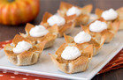 World's Cutest Pumpkin Pies