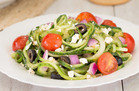 Go Greek Cucumber-Noodle Salad
