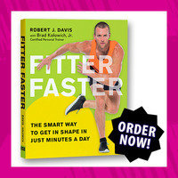 Fitter Faster: The Smart Way to Get in Shape in Just Minutes a Day (book)