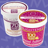 Freezer Staples to Stock Up On: Enlightened The Good-For-You Ice Cream Pints
