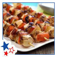Healthy Hungry Girl Memorial Day Recipes: Naked Buffalo Chicken Kebabs