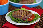 Buffalo-Style Blue Cheese Burgers