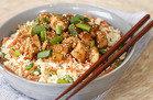 Teriyaki Chicken Cauli' Rice Bowl