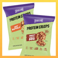 Rebellion Protein Crisps